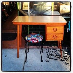 RetroMidcentury Desk