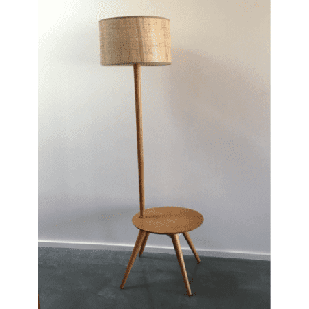 Retro-Atomic-Midcentury-1950s-Coffee-Table-&-Light-Combination-1