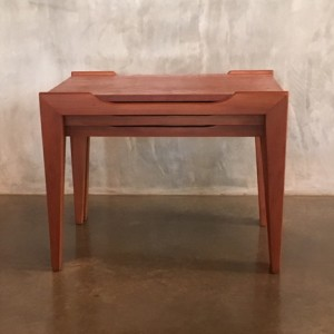 Retro Vintage Midcentury Nest of Tables by Alpa Furniture 4