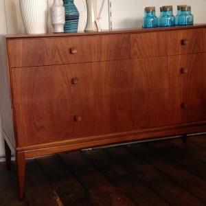 Vintage Mid century drawers 3